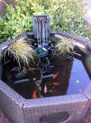 Pond Heater for Ponds up to 5000L Ice Vent De-icer Ice-Free Zone
