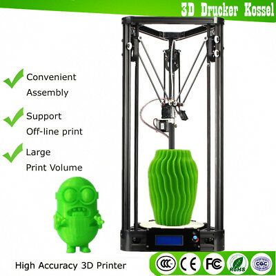 3D Drucker Anycubic Kossel Delta Rostock G2s MK8 Support Auto Level DHL TOP HOT