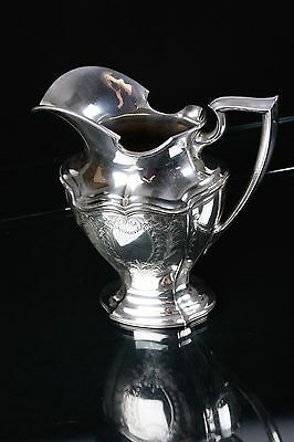 Antique Reed & Barton Sterling Silver Water Pitcher