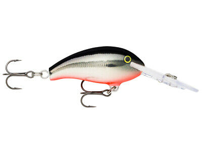 Rapala Shad Dancer Wire Through Crankbait Fishing Lure SDD 05 Choose Color NEW