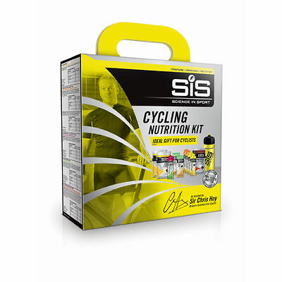 SIS Science In Sport Cycling Nutrition Kit