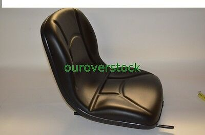 New Seat for Bobcat 6598809 with Rails and Mounting Track