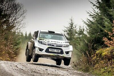 Half Day Forest Rally Experience