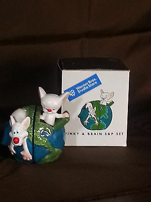 Pinky and the Brain Salt & Pepper Shakers, Warner Brothers Studio Store