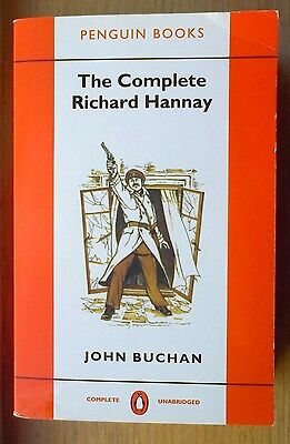 The Complete Richard Hannay Penguin book by John Buchan