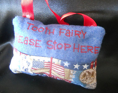 Sample Tooth Fairy Pillow