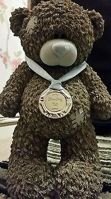 Me To You Tatty Teddy Bear Collectors Ltd Ed Figurine - Standing Tall # 151
