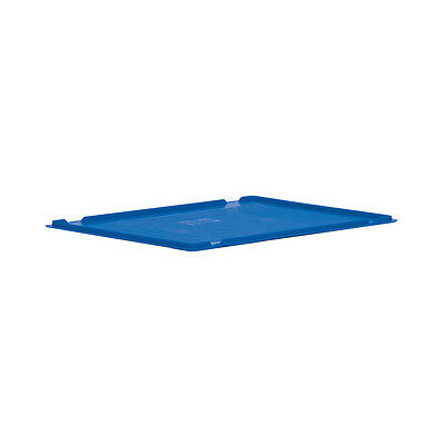 Matlock 600X400Mm Euro Containerlid Blue