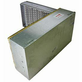 TPI Packaged Duct Heater, 50000W 480V 3 PH 30W x 16H