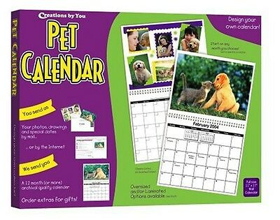 Creations by You Pet Calendar