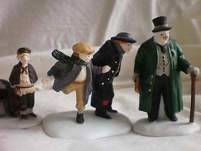 Dept 56 Oliver Twist Characters #55549 Dickens Village Accessory New Mint