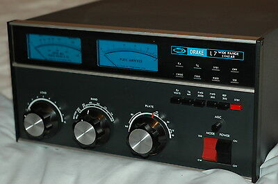 Drake L7 Linear Amplifier includes power supply