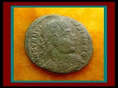 ORIGINAL CONSTANTINE I (Constantine the Great) Roman Imperial ANCIENT ROMAN COIN