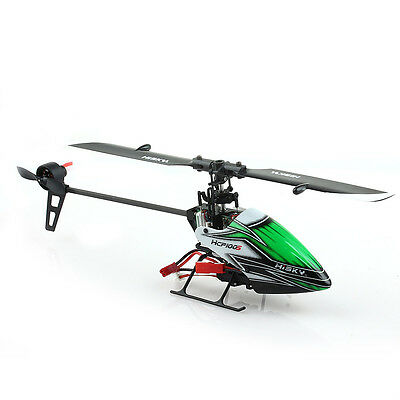 6CH 3D HISKY HCP100S Double Brushless Helicopter Aircraft Toys Durable BNF HOT