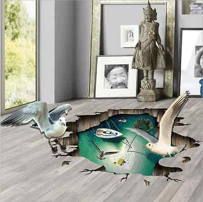 wandtattoo wandbild wandaufkleber kinderzimmer dinosaurier sticker 3d eur 10 45 picclick de. Black Bedroom Furniture Sets. Home Design Ideas