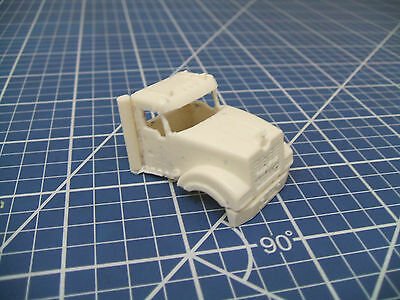 "1/87 ""ho"" Scale Resin Part - Mack Titan Truck Cab"