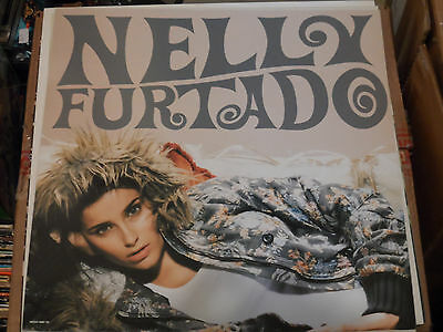 Nelly Furtado 12x12 Poster Flat