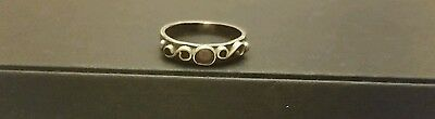 Sterling Silver 925 Ring Mexico About Size 7