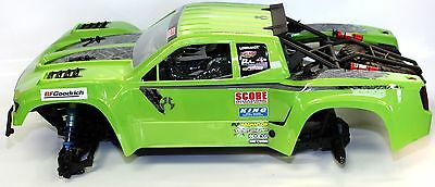 Axial 1/10 Yeti Score Trophy Complete Roller / Rolling Chassis w Body AX90050