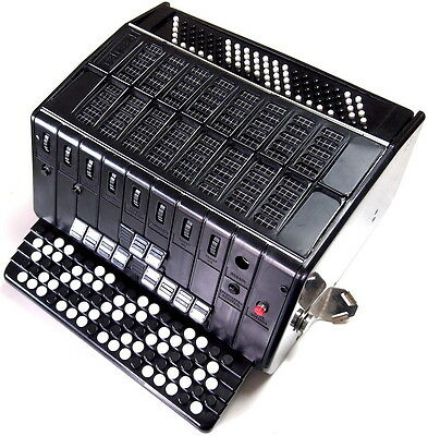 Topaz-1 Soviet Electronic Accordion Synthesizer (Bayan)  Vintage Super Rare!