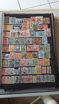 75 TIMBRES DE Colombie (lot 1)