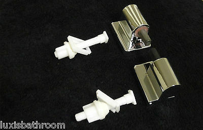Brand New Soft closing Toilet Seat  Hinges-HP05-P