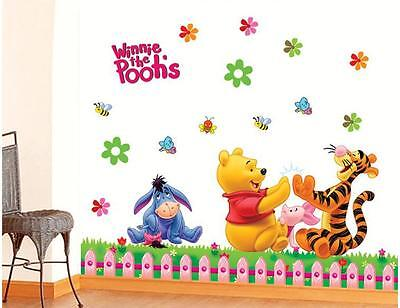 winnie pooh tigger wandbild leinwand wneu bild deko kinderzimmer eur 3 00 picclick de. Black Bedroom Furniture Sets. Home Design Ideas