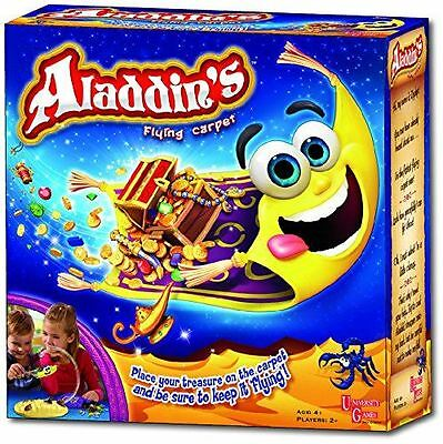 Aladdin's Flying Carpet Family Party Board Game Toy Gift Kid Child Boy Girl Xmas