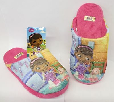 Childs Disney Doc Mcsuffin Mule Slippers