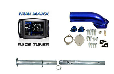 Ford Powerstroke 6.4L 2008-2010 EGR DPF Delete Kit Mini Maxx Race Diesel Tuner