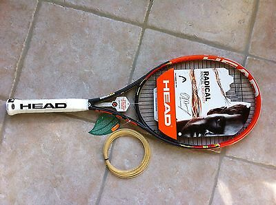 Head Youtek Graphene Radical Rev Grip 2 + Un Cordage HDX Tour