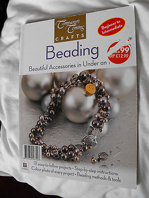 Beading by Company's Coming Craft