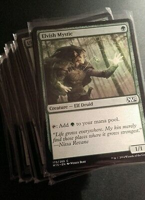 MTG 300 Green Magic Cards for £1.99