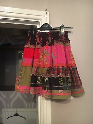girls Oilily skirt Age 5-6