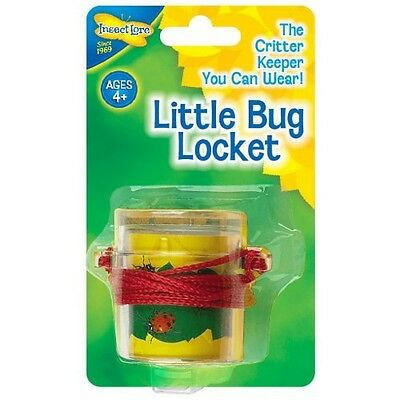 Insect Lore Little Bug Locket Toy
