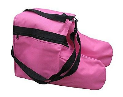 A&R Sports Figure Saddle Skate Bag, Hot Pink