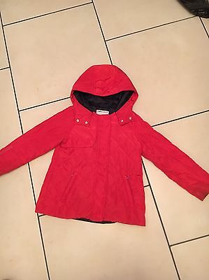 girls Zara coat Age 7-8