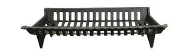 Ghp Group CG30 30-In. Cast Iron Fireplace Grate FREE SHIPPING!