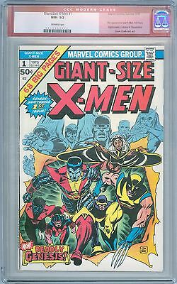 Giant Size X-Men #1 CGC 9.2 Old Label with Lots of potential for improvement