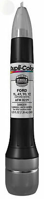 Dupli-Color Afm0229 Oxford White Ford Exact-Match Scratch Fix All-In-1 Touch-