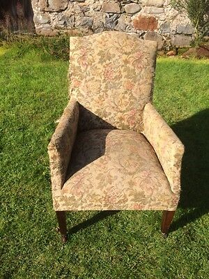 Vintage Country Style Armchair