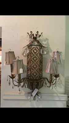 Pair of Wall Sconces by Alexander John