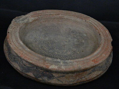 Ancient Large Size Teracota Painted Pot With Serpant Indus Valley 2500 BC #15418