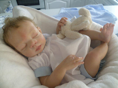 Little Baby Bunting reborn doll kit by Valerie Champion