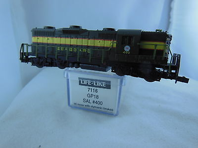7116 Life-Like Seaboard GP18 Loco N Scale