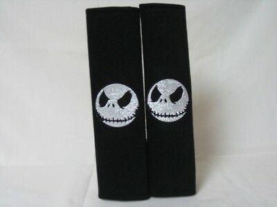 Nightmare Before Christmas Seat belt Soft Pads Cover