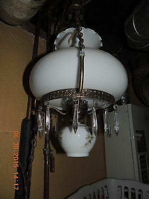 Victorian style Hanging Light fixture