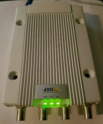 NEW Axis M7014 4 Channel Video Encoder