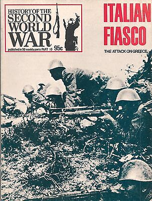 Italian Fiasco, The Attack on Greece (History of the Second World War Part 10)