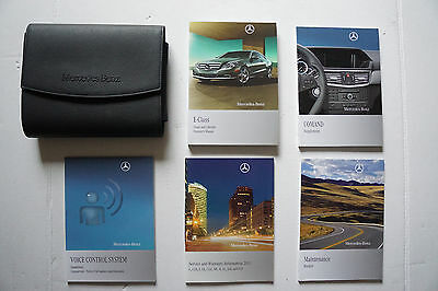 2011 Mercedes-Benz E-Class Coupe and Cabriolet Owners Manual E350 E550